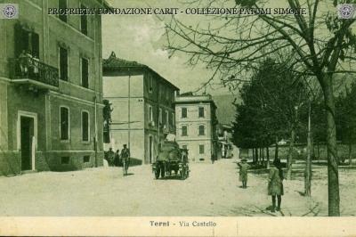 Terni - Via Castello