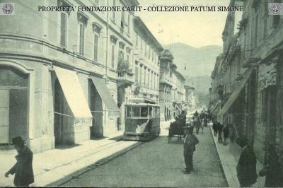 Terni - Via Cornelio Tacito