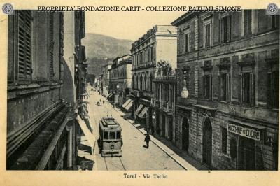 Terni - Via Tacito