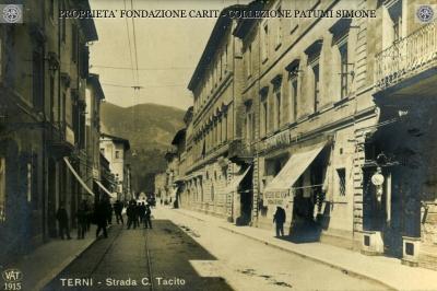 Terni - Strada C. Tacito