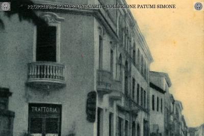 Terni - Via C. Tacito - Albergo Ristorante Moderno