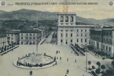 Terni Piazza Cornelio Tacito