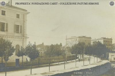 Terni - Viale Principe di Napoli
