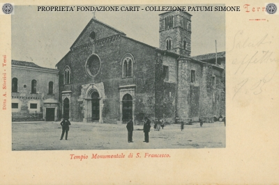 Terni - Tempio Monumentale di S. Francesco