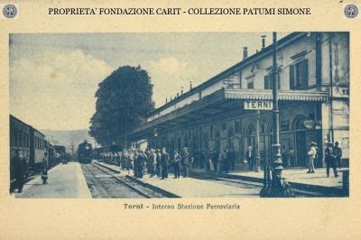 Terni - Stazione ferroviaria