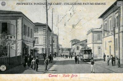 Terni - Viale Brin