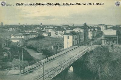 Terni - Veduta panoramica dalla Scuola Professionale