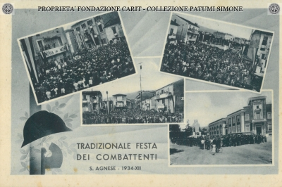 Terni - Tradizionale festa dei combattenti