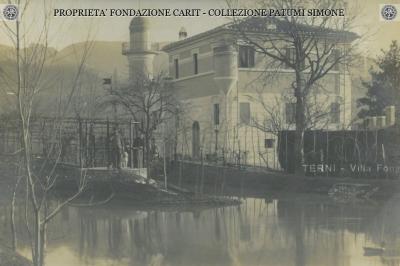 Terni - Villa Fongoli
