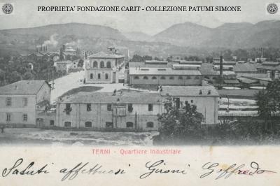 Terni - Quartiere Industriale