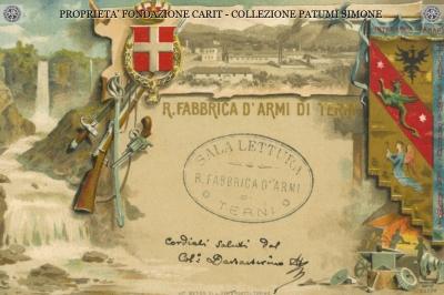 Terni - R. Fabbrica d'Armi di Terni