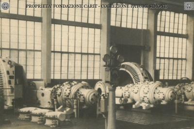 Terni - Stabilimenti Elettrochimici di Papigno - Compressori