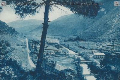 Terni - Veduta panoramica del Carburo di Collestatte