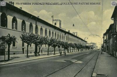 Terni - Viale Brin - Fabbrica d'Armi