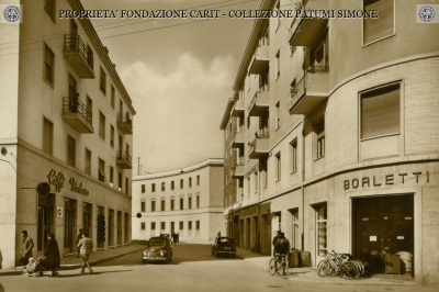 Terni - Via G. C. Beccaria