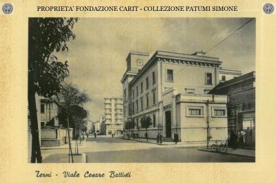 Terni - Viale Cesare Battisti