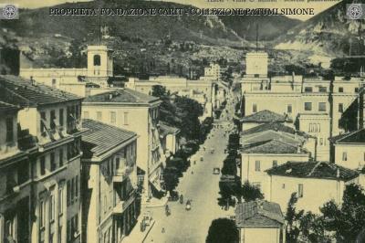Terni - Viale C. Battisti - Scorcio panoramico
