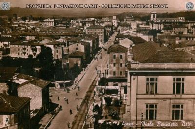 Terni - Viale Benedetto Brin