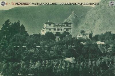 Terni - Villa Guazzaroni