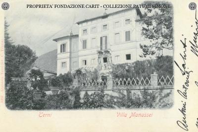 Terni - Villa Manassei