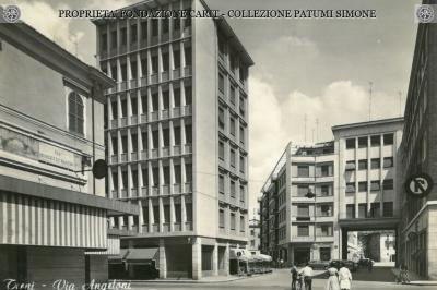 Terni - Via F. Angeloni