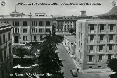 Terni - Via Cassian Bon