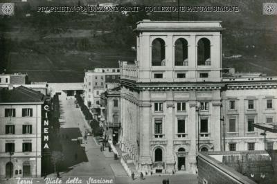 Terni - Viale della Stazione