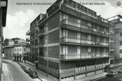 Terni - Via S. Antonio - Palazzo Avvocato Giammari