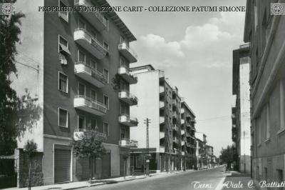 Terni - Viale C. Battisti