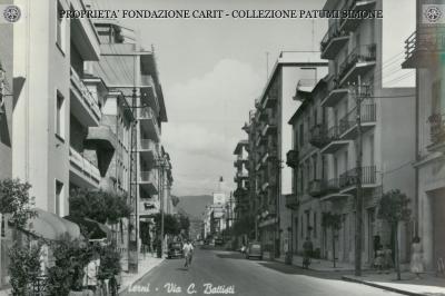 Terni - Via C. Battisti