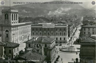 Terni - Veduta Panoramica