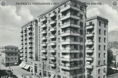 Terni - Viale B. Brin Grattacielo