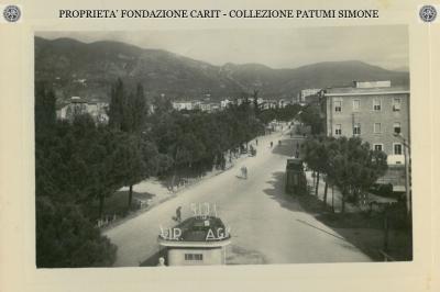 Terni - Scorcio Panoramico sul Viale Lungonera