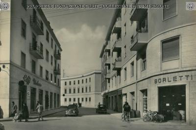 Terni - Via C. G. Beccaria