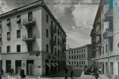 Terni - Via Cesare Beccaria