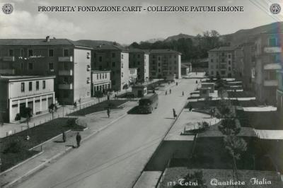 Terni - Quartiere Italia