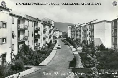 """Terni - Villaggio """"Le Grazie"""""""