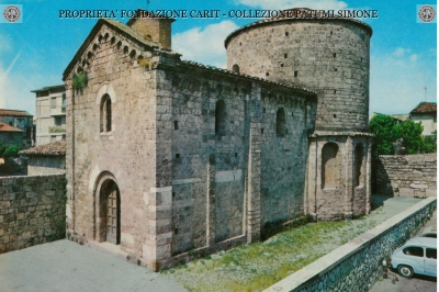 Terni - Tempio del Sole