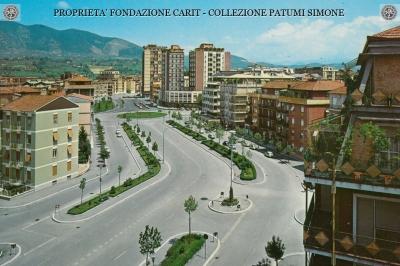 Terni - Viale Giacomo Leopardi
