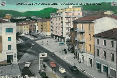 Terni - Via Flaminia
