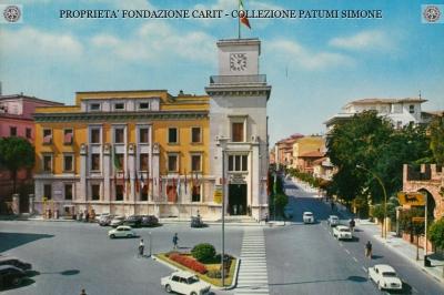 Terni - Viale C. Battisti e Sede