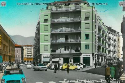 Terni - Via 1° Maggio e Via Goldoni