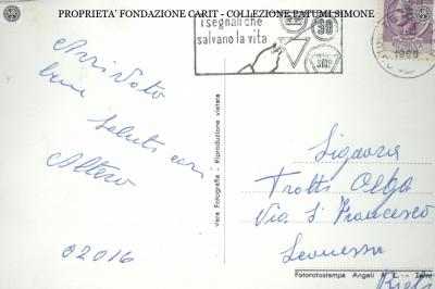 """Terni - Villaggio """"Le Grazie"""" - Via delle Rose"""