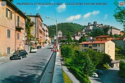 Terni - Viale G. Matteotti e Castello