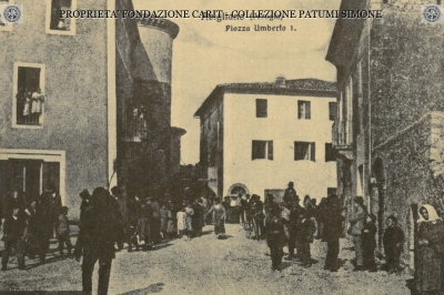 Avigliano Umbro - Piazza Umberto I
