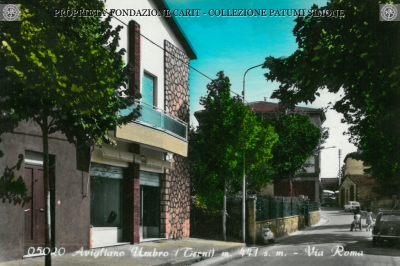 Avigliano Umbro - Via Roma