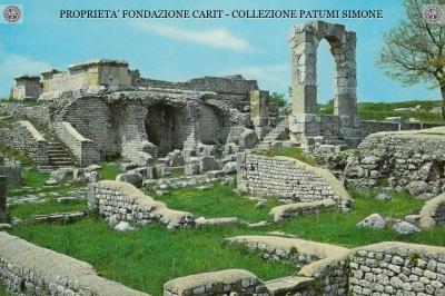 Terni - Scavi archeologici di Carsulae