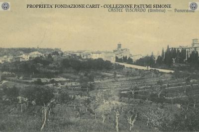 Castel Viscardo - Panorama