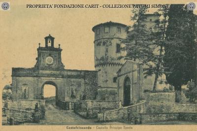 Castel Viscardo - Palazzo Principe Spada
