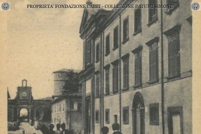Castel Viscardo - Via Principe Spada